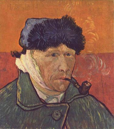 Van Gogh Ohne Ohr